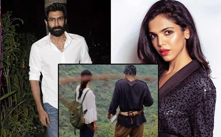 Shriya Pilgaonkar Wraps Up Shooting For 'Haathi Mere Saathi' Opposite Rana Daggubati