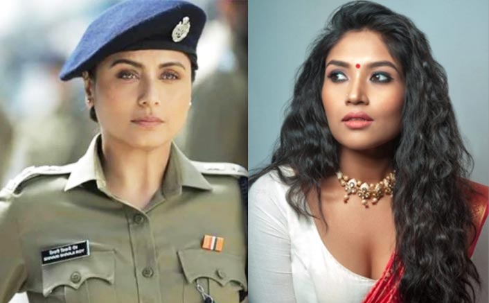 Shruti Bapna: Working with Rani Mukerji in 'Mardaani 2' was incredible
