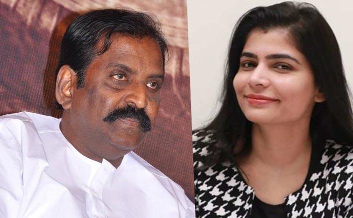 Singer Chinmayi Sripada Glad On Removal Of #MeToo Accused Lyricist Vairamuthu From Mani Ratnam's Ponniyin Selvan