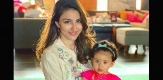 Soha Ali Khan: Watching Inaaya grow is scary, exciting