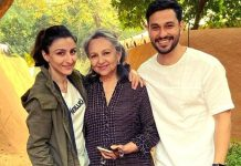 Soha calls mom Sharmila Tagore 'tigeress'