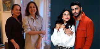 Soni Razdan and Neena Gupta Arjun Kapoor Rakul Preet