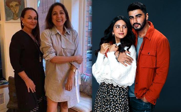 Neena Gupta & Soni Razdan Join Arjun Kapoor & Rakul Preet Singh's Untitled Comedy