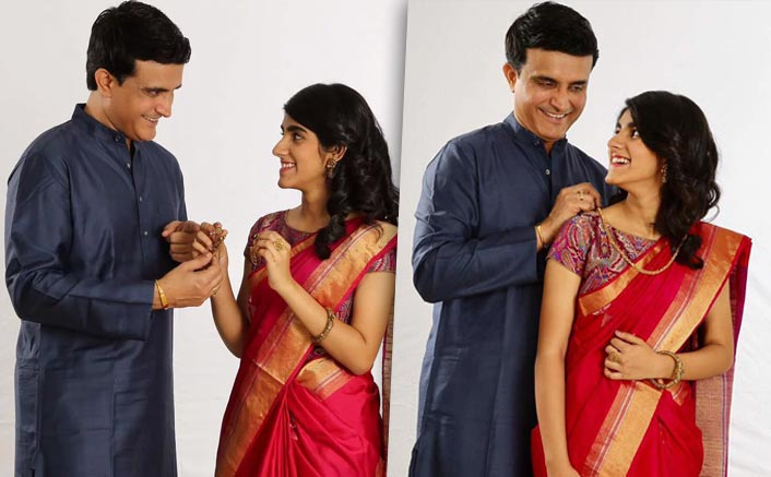 Sourav Ganguly Requests People To Not Pull His Daughter Sana Ganguly In The CAA Discussion
