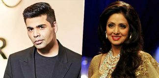 Sridevi was the world's best mimic: Karan Johar