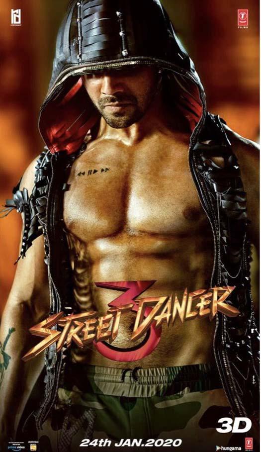 Street Dancer 3D Poster Ft. Varun Dhawan On 'How's The Hype?': BLOCKBUSTER Or Lacklustre?