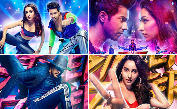 Street Dancer 3D New Posters On 'How's The Hype?': BLOCKBUSTER Or Lacklustre?