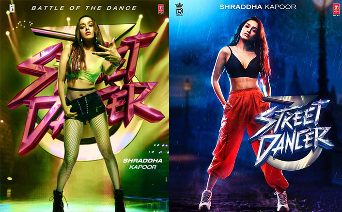 Street Dancer 3D: Shraddha Kapoor Is Slaying With Her Hotness Quotient In The New Poster
