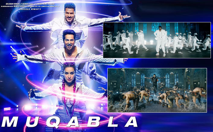 Street Dancer 3D Song Muqabala Out! Prabhudheva, Varun Dhawan & Shraddha Kapoor