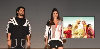 Sunny Singh & Sonnalli Seygall grooves on to the tunes of Mummy Nu Pasand at the prestigious college fest in Mumbai