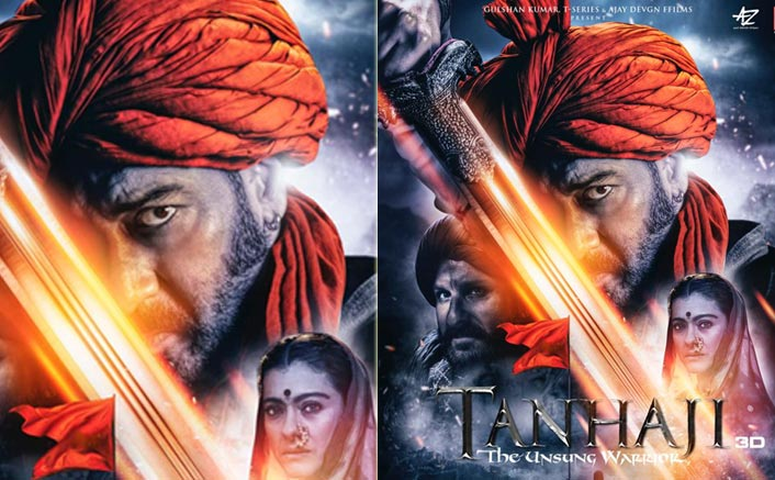 Tanhaji: The Unsung Warrior Box Office Day 2 Advance Booking: All Set For A Big Saturday