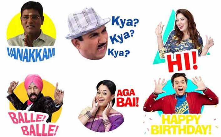 Tarak Mehta Ka Ooltah Chashma Character WillNow Be On Your WhatsApp Here's How!