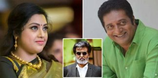 Thalaivar 168 Update: Meena & Prakash Raj Joins The Star Cast Of Rajinikanth's Next
