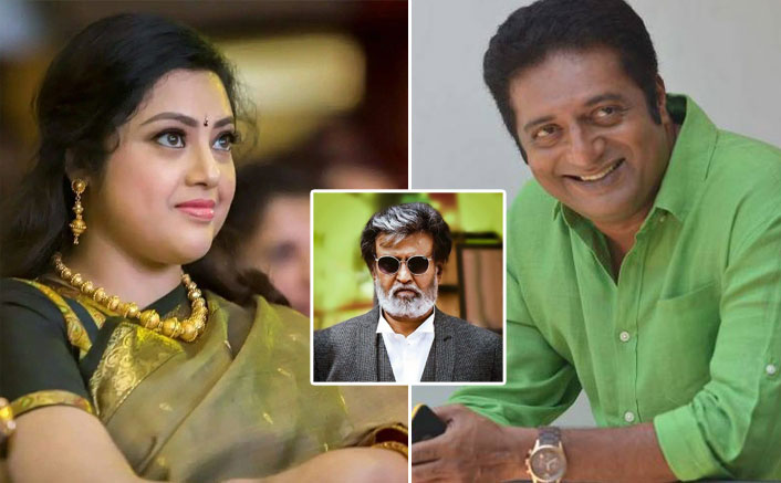 Thalaivar 168 Update: Meena & Prakash Raj Joins The Star Cast Of Rajinikanth's Next