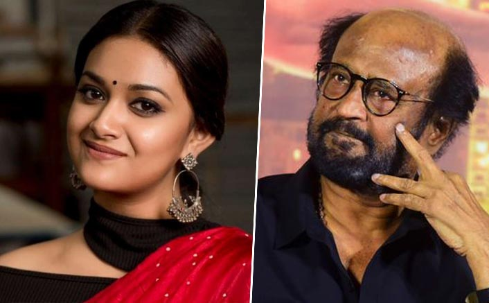 #Thalaivar168: Keerthy Suresh To Play Rajinikanth's Sister In Siruthai Siva's Directorial?