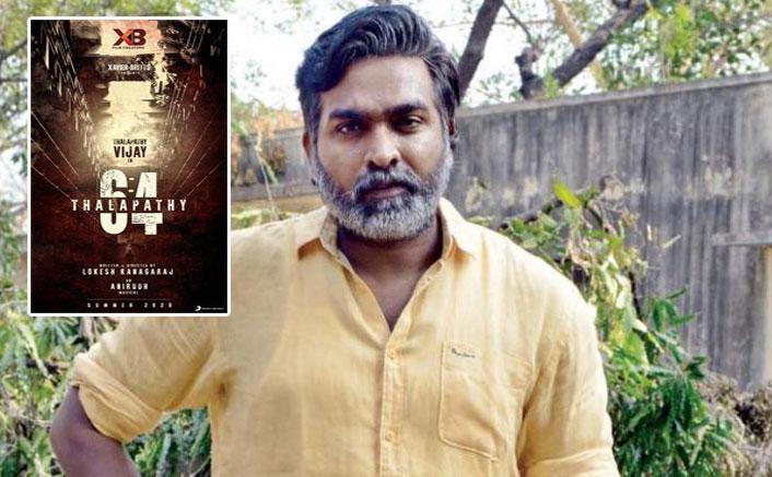 #Thalapathy64: Vijay Sethupathi Joins The Cast Of Lokesh Kanagaraj's Action Thriller
