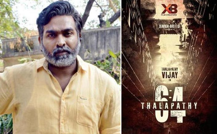 #Thalapathy64: Vijay Sethupathi Joins The Cast Of Lokesh Kanagaraj's Action Thriller