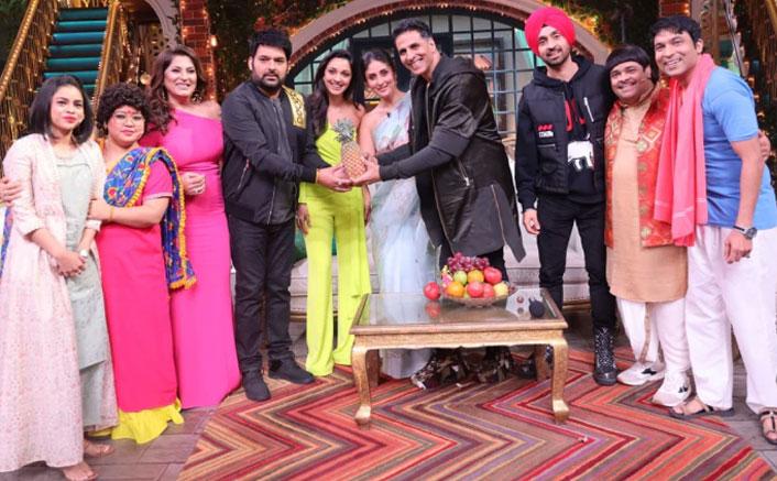The Kapil Sharma Show: Akshay Kumar Jokes Around With Archana Puran Singh & It Has A Navjot Singh Siddhu Connection To It