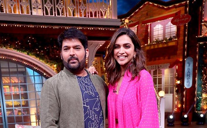 The Kapil Sharma Show: Deepika Padukone Becomes The First Celeb To See Kapil Sharma's New Born Baby Girl