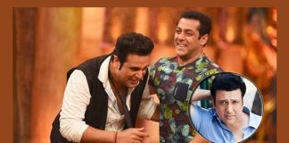 The Kapil Sharma Show: Did Krushna Abhishek Just Took A Dig At Govinda In Front Of Salman Khan?