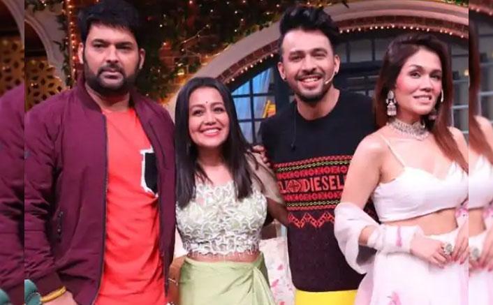 The Kapil Sharma Show: Neha Kakkar Mocked On Her Shoe Size, Brother Tony Kakkar & Kapil Sharma Can't Stop Laughing!