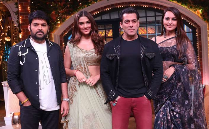 The Kapil Sharma Show: Not His Bed But Salman Khan Likes To Sleep Here