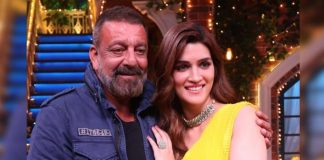 The Kapil Sharma Show: Sanjay Dutt Says Kriti Sanon Could Easily Be His 309th Girlfriend; In 'Touch' With Other 308