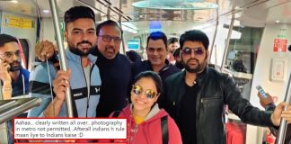 The Kapil Sharma Show Team Trolled For Taking Pictures At Prohibited Premises In Metro