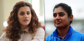 This Answer Of Mithali Raj Concreted Taapsee Pannu's Decision Of Doing Her Biopic