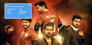 #ThisHappened2019: Thalapathy Vijay's 'Bigil' Becomes The Only Indian Film To Find Its Place In Top 10 Most Tweeted Hashtags In India This Year