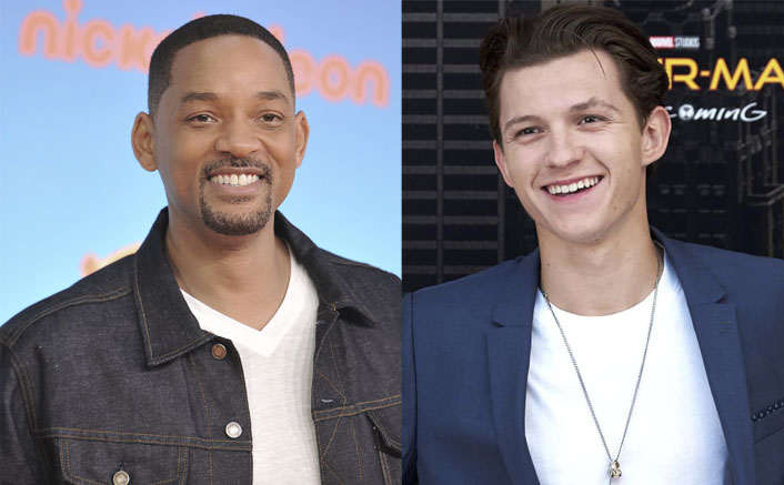Tom Holland in awe of Will Smith
