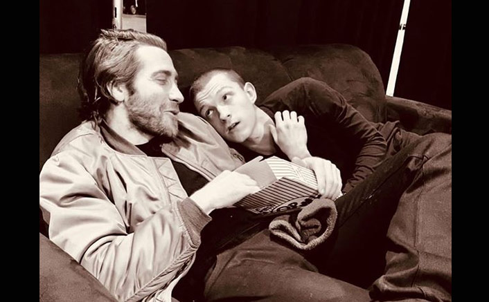 Tom Holland Wishes Jake Gyllenhaal A Happy Birthday & Their Picture Surely Is #HusbandGoals