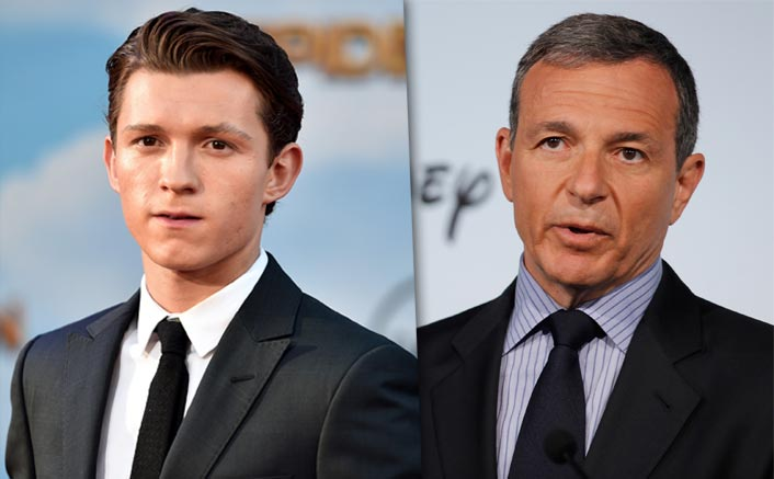 Tom Holland's not-completely-sober call with Disney CEO