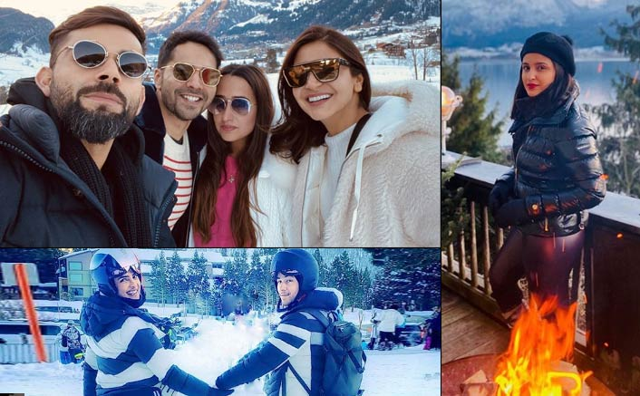 From Anushka Sharma-Virat Kohli To Priyanka Chopra-Nick Jonas, Bollywood Celebs Who Are Chilling In Foreign Countries For New Year's
