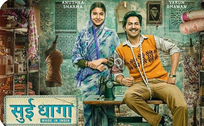 Varun Dhawan-Anushka Sharma's Sui Dhaaga Is Now Set To Entertain Chinese Audience!