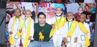 Varun Dhawan: Children have greater power to deal with disease