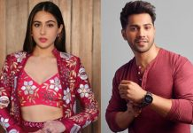 Varun Dhawan: Sara Ali Khan a thorough professional