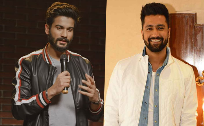 Vicky Kaushal Does Stand Up Comedy On Nepotism But There's A Surprising Twist!