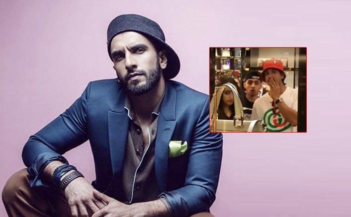 VIDEO: Not Just A Perfect Husband To Deepika Padukone, Ranveer Singh Is A Perfect Brother Too!