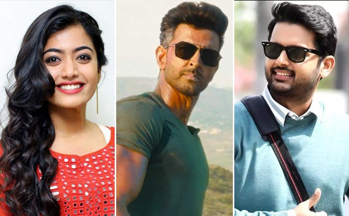 Video: 'Bheeshma' Stars Rashmika Mandanna & Nithiin Pay An Ode To Bollywood Superstar Hrithik Roshan By Dancing To The Tunes Of Ghungroo