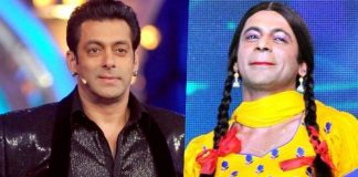 VIDEO: Sunil Grover Is Back As Gutthi On Salman Khan's Show But There's A Twist!