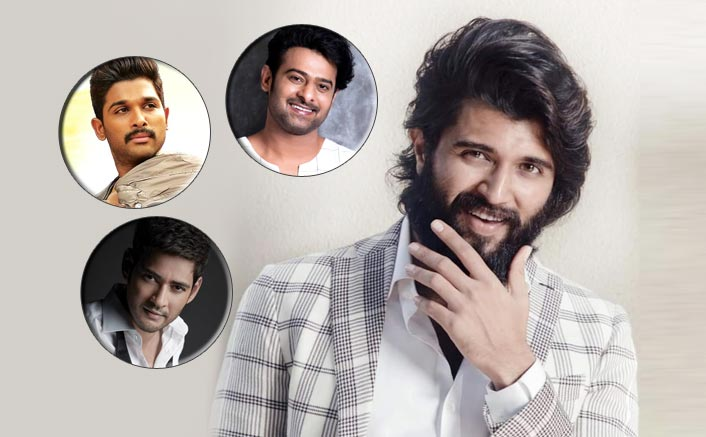 Vijay Deverakonda Beats The Likes Of Allu Arjun, Prabhas, Mahesh Babu To Achieve THIS Feat