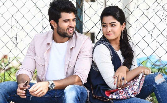 """Vijay Deverakonda On His Character In Geetha Govindam: """"It Helped Me Step Out Of My Comfort Zone"""""""