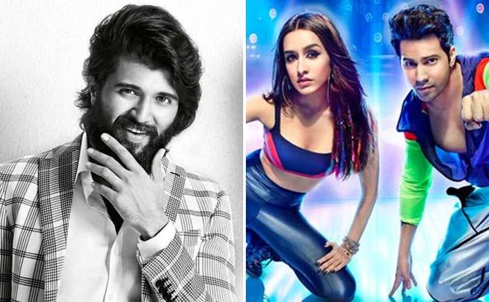 Vijay Deverakonda's good wishes to 'brother' Varun Dhawan for 'Street Dancer 3D'