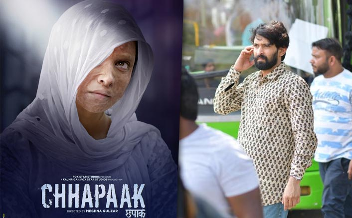 Chhapaak: From 8 Gulab Jamuns To Junk Food - How Vikrant Massey Gained 11 Kgs In 2 Months