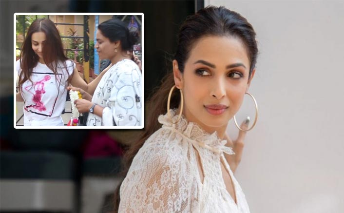 VIRAL: Malaika Arora Gives An An Angry Stare To Poor Lady Selling Her Gajra Using Arbaaz Khan's Name