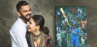 Virat Kohli Dedicates His Brilliant Performance & India's Victory Over West Indies To Anushka Sharma