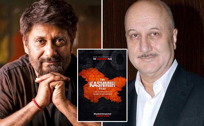 Vivek Agnihotri Ropes In Anupam Kher For The Kashmir Files
