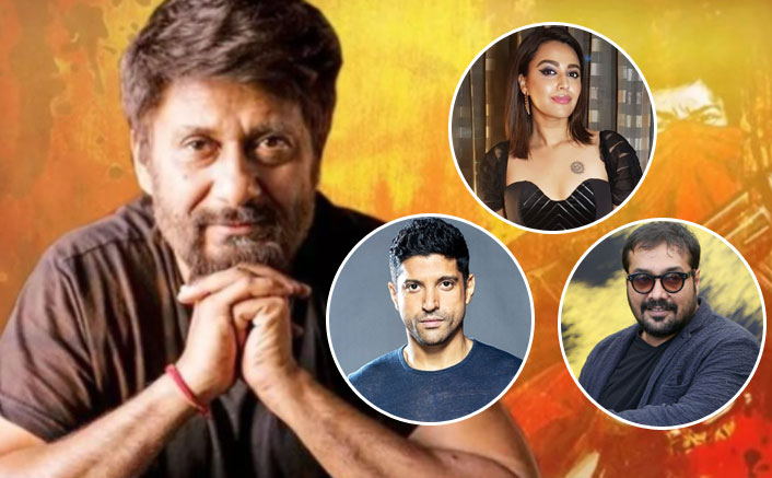 CAA Row: Vivek Agnihotri Calls Farhan Akhtar 'ISI, Jehadi'; Gets Into An Ugly Banter With Anurag Kashyap, Swara Bhasker