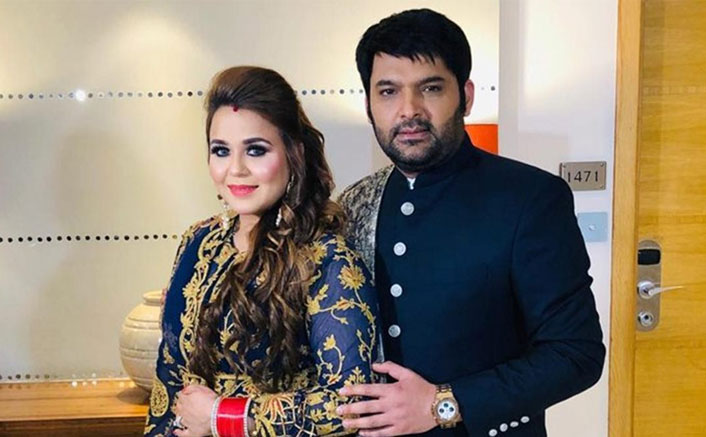 Kapil Sharma Is Not Sure If He Can Hold His Own Baby Or Not?